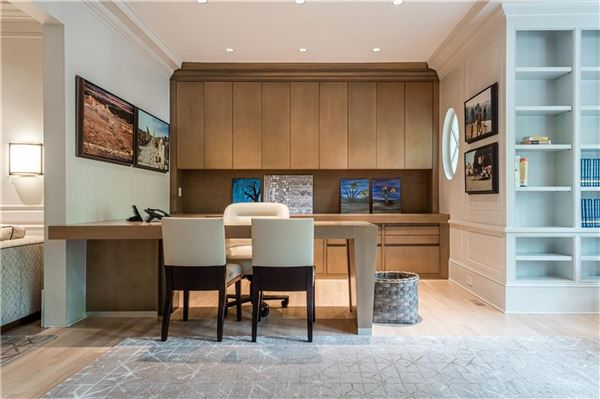 Thoughtfully renovated 1920s home luxury homes
