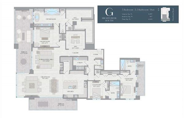 The Hightower in the graydon luxury real estate