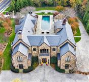 grand Sandy Springs gated estate mansions