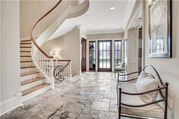 Luxury homes in exquisite estate in highly desirable location