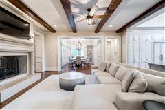 Built in 2007, this grand home on 1.14+/- acres  luxury properties