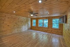 Luxury homes grand MountainEstatewith private acres and creek frontage