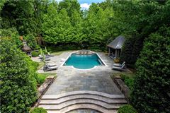 Mansions Beautifully renovated Tuxedo Park home