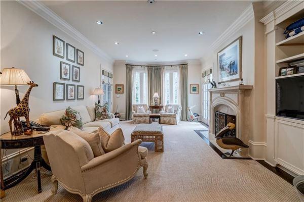 Beautifully renovated Tuxedo Park home  luxury homes
