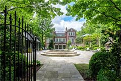 Beautifully renovated Tuxedo Park home  mansions
