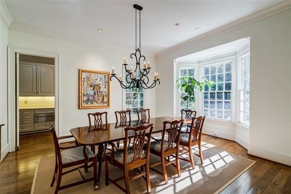 Beautifully manicured 1+/- acre estate luxury homes