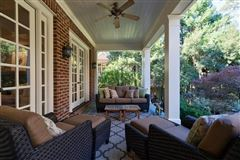 Beautifully manicured 1+/- acre estate mansions