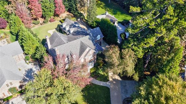 Mansions in Beautifully manicured 1+/- acre estate