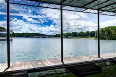 Luxury homes in Beautiful home with Fabulous lake views