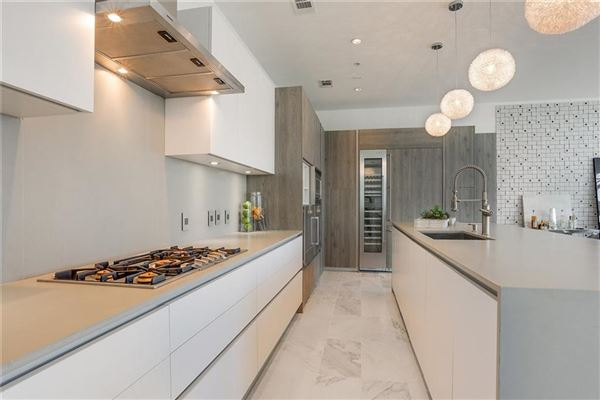 Sought-after two-story penthouse on top of the W Residences  luxury real estate