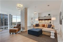 Sought-after two-story penthouse on top of the W Residences  mansions