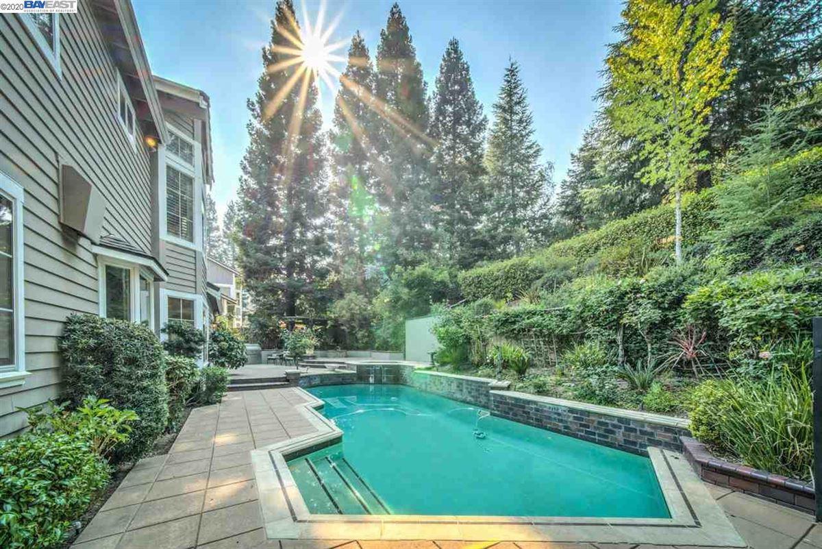 stunning home in a quiet, picturesque neighborhood luxury homes