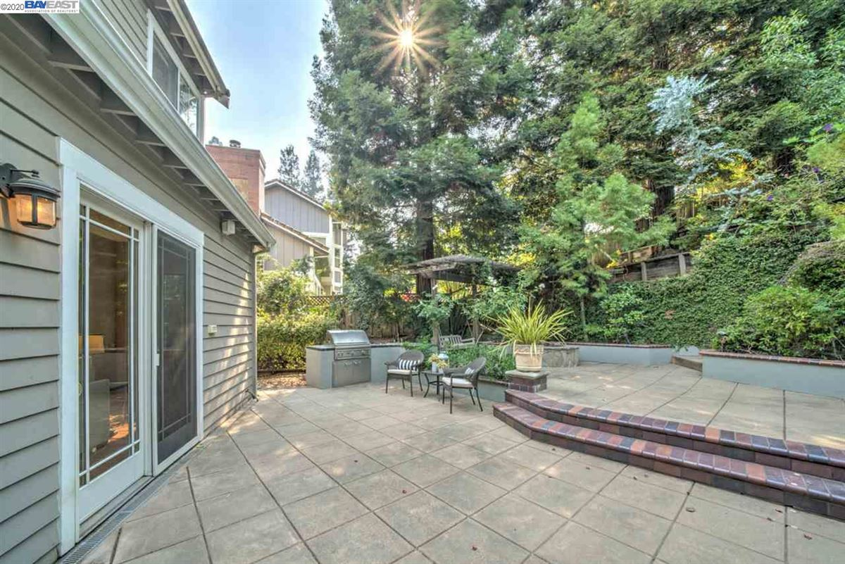 Luxury real estate stunning home in a quiet, picturesque neighborhood