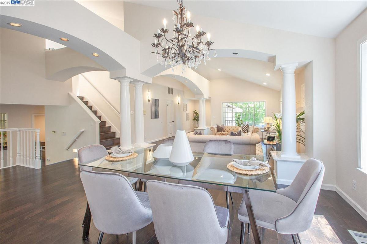 Move-in-ready and wonderfully quiet luxury properties