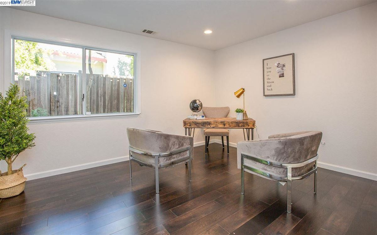 Move-in-ready and wonderfully quiet luxury real estate