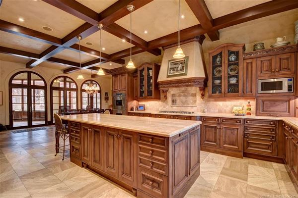 custom stunner on nearly 10 acres luxury properties