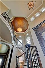 Spectacular estate in gated Belmont luxury properties