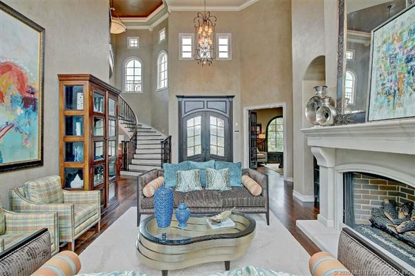 Luxury homes Spectacular estate in gated Belmont