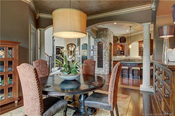 Luxury properties Spectacular estate in gated Belmont