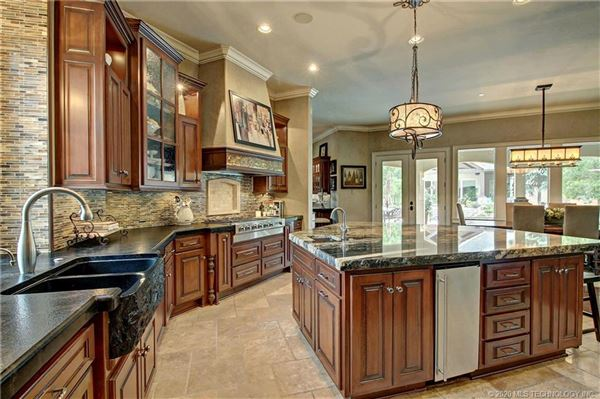 Luxury homes in Spectacular estate in gated Belmont