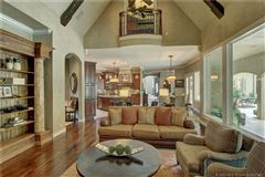 Spectacular estate in gated Belmont luxury real estate