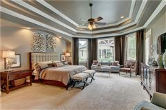 Mansions Spectacular estate in gated Belmont