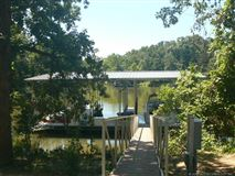 Private gated waterfront property luxury real estate