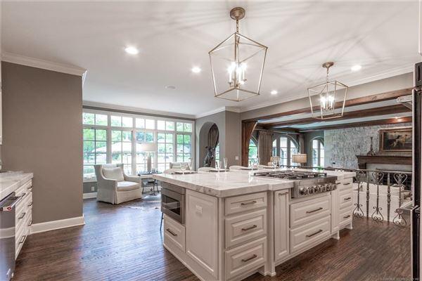 Luxury properties resort-like Builders personal custom home