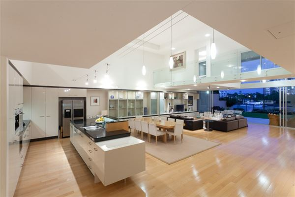 Luxury homes an opulent residence
