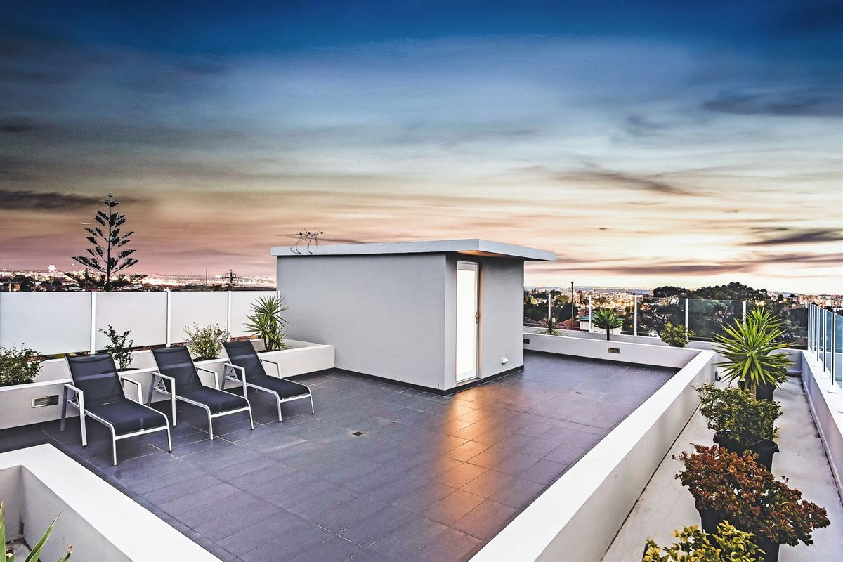 Luxury real estate solid brick beauty with sensational views