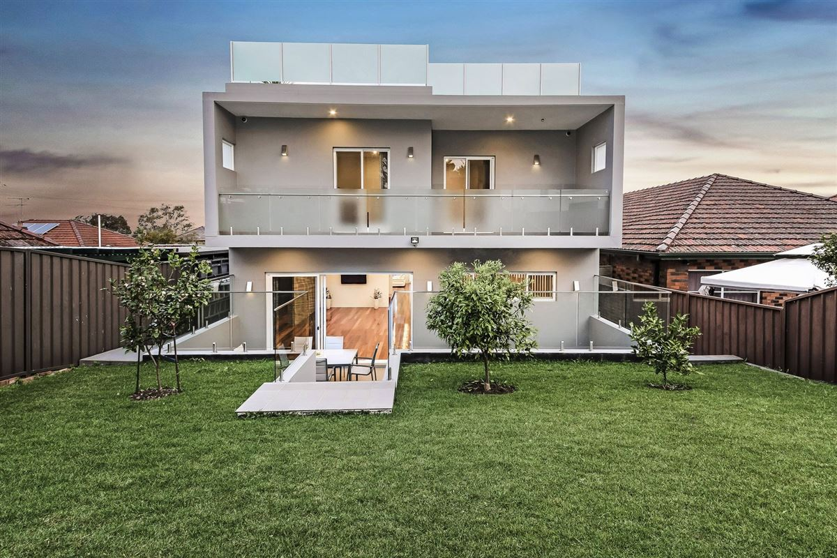 Mansions in solid brick beauty with sensational views