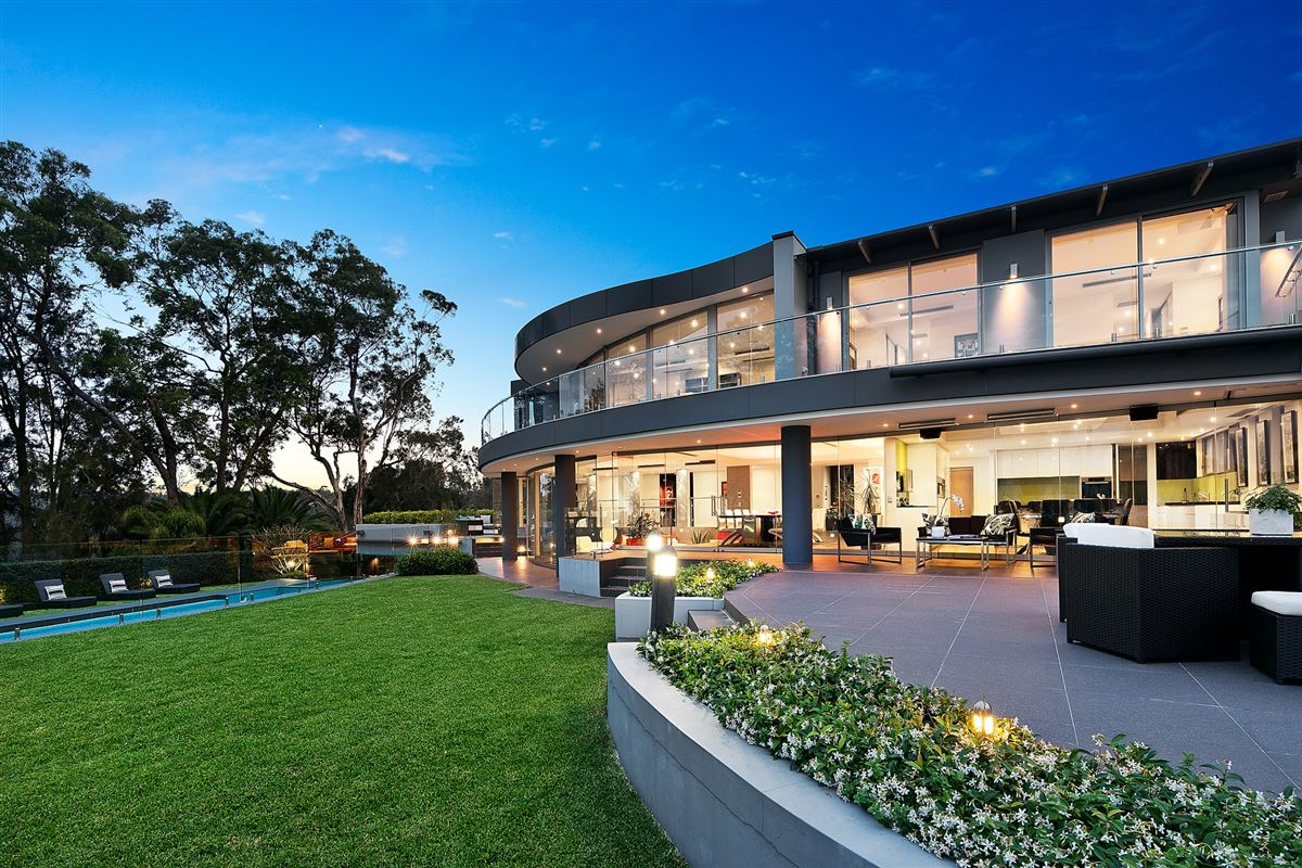 Luxury homes in a remarkable residence by every standard