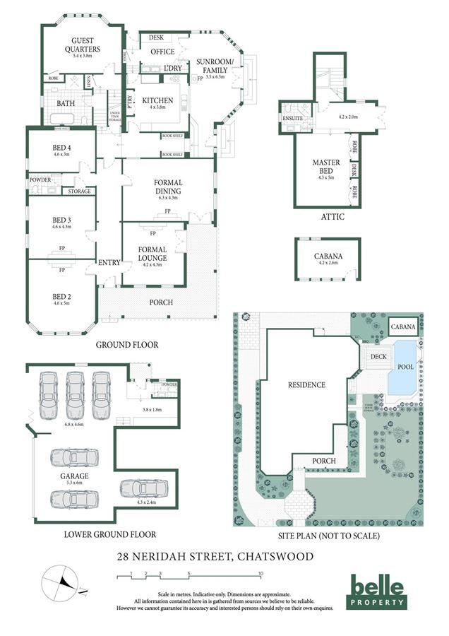 Luxury homes in Ercildoune