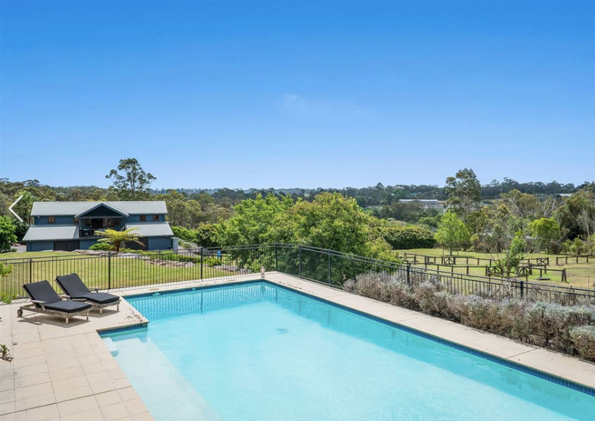 Luxury homes rare acreage with great potential