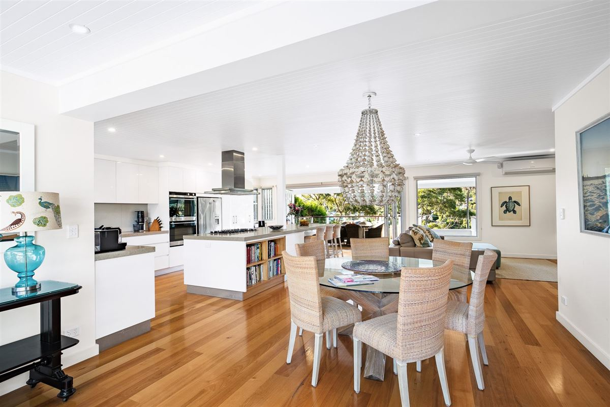 a spacious and open home luxury homes