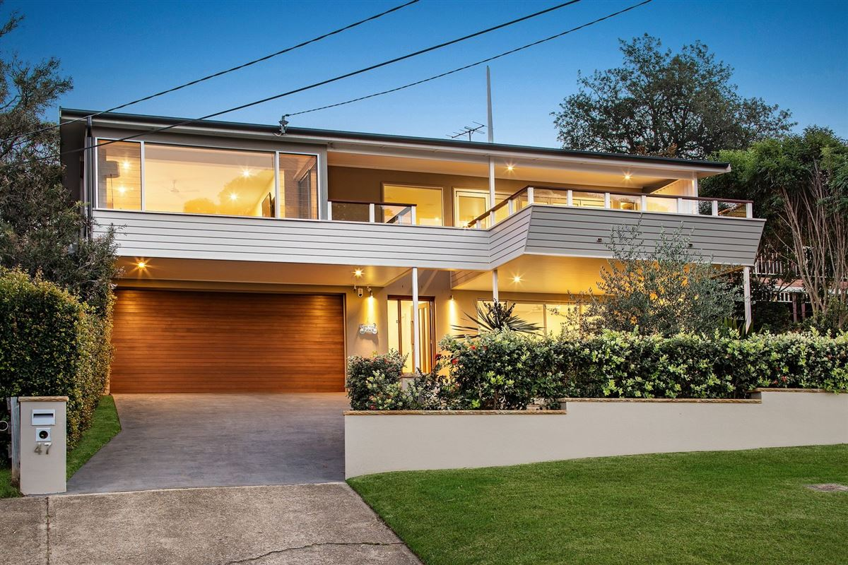 a spacious and open home luxury properties