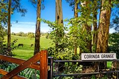 Luxury properties Corinda Grange