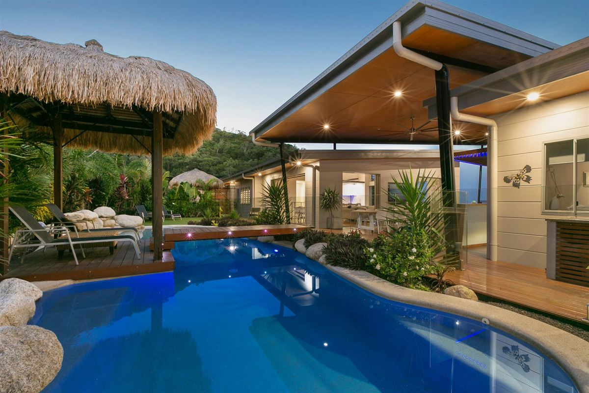 Luxury properties impeccable home with magnificent views