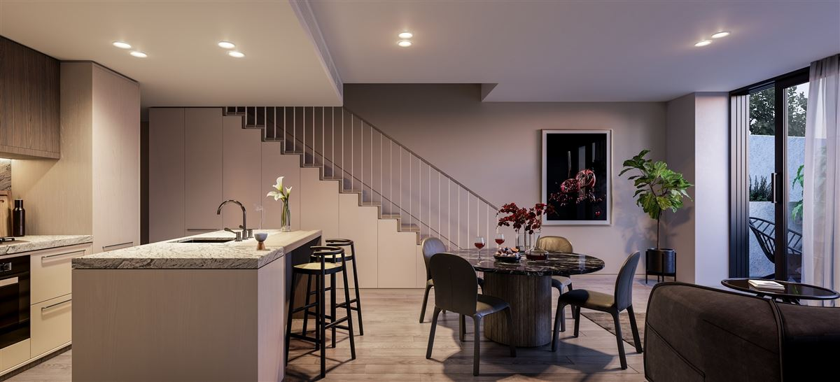 a Brand new boutique development luxury homes