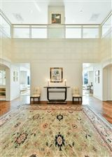 premier penthouse atop Rowes Wharf luxury real estate