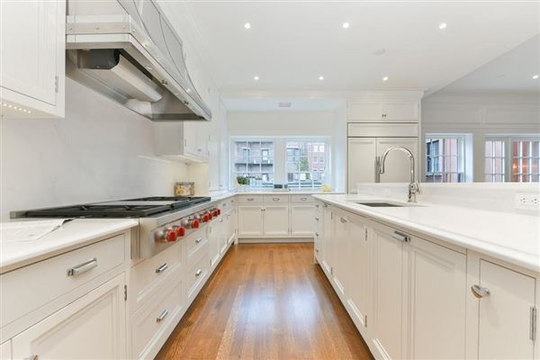 An exquisite example of the Greek Revival style luxury real estate