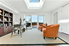 Luxury real estate the Penthouse at 35 Commonwealth Avenue