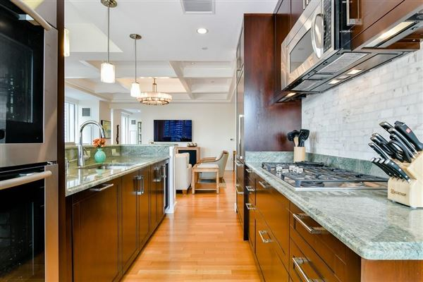 magnificent corner residence at The Clarendon luxury real estate