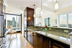 Luxury real estate magnificent corner residence at The Clarendon