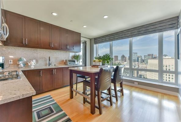 Luxury homes The ultimate in penthouse living atop The Clarendon