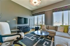 The ultimate in penthouse living atop The Clarendon luxury homes