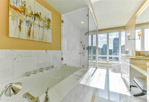 The ultimate in penthouse living atop The Clarendon luxury properties