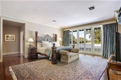 Luxury homes grand colonial overlooking country club golf course