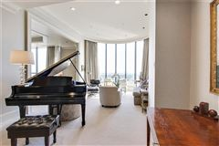 Luxury real estate magnificent top floor corner Penthouse