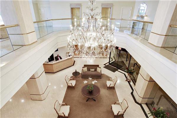 Luxury properties magnificent top floor corner Penthouse